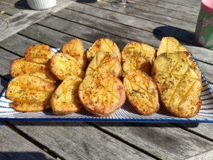 Les patates à la Gégé
