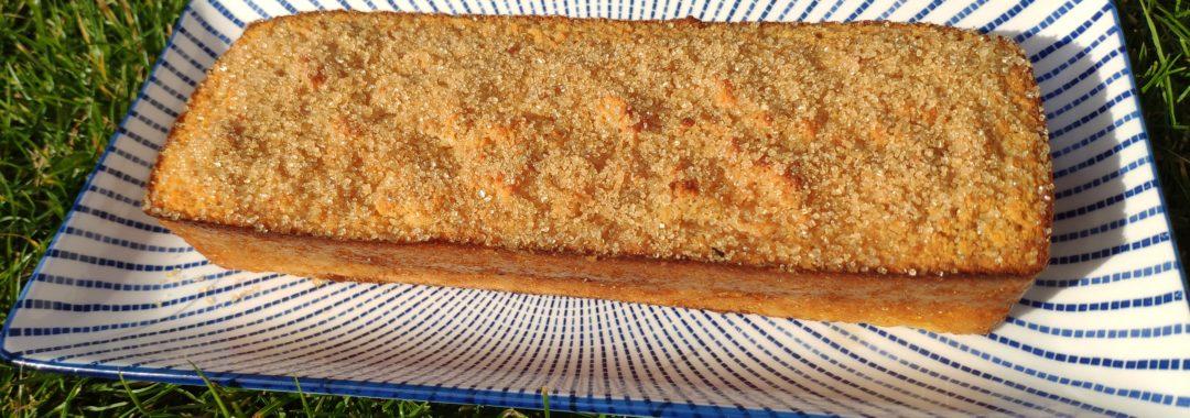 Cake aux madeleines