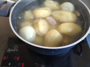 Lotte sauce Chien