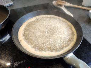 Saumon à l'oseille