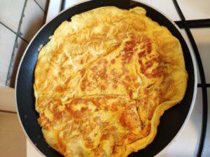 L'omelette aux champignons de mon père