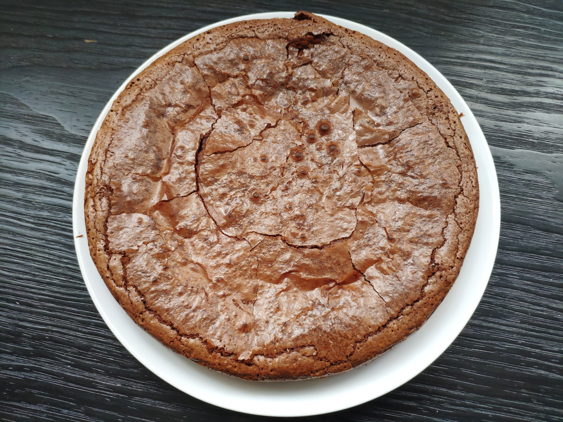 Gâteau très chocolat