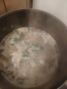 Soupe de crevettes - Tom Yam Goong